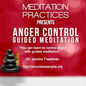 Guided Meditation For Embracing Anger