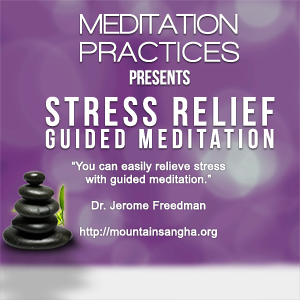 Guided Meditation For Relieving Stress